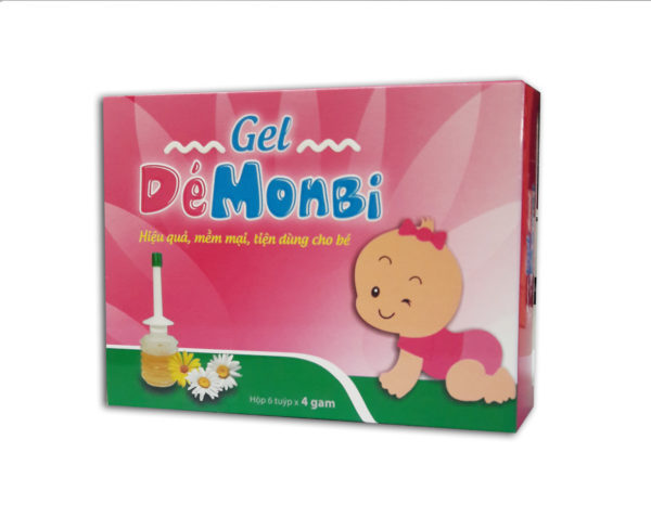 Gel thụt DéMonbi