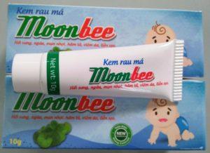Kem rau má Moonbee