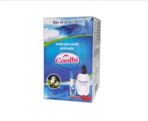 Bình rửa và xịt mũi COOLBI