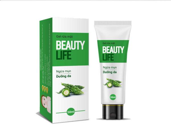 Gel rửa mặt BeautyLife